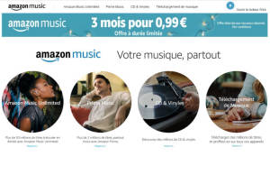 Service Amazon Music