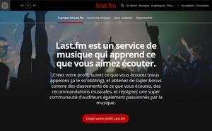 Service Last.fm