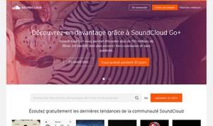 Service SoundCloud